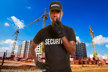APS Security Guard Services: Construction Security