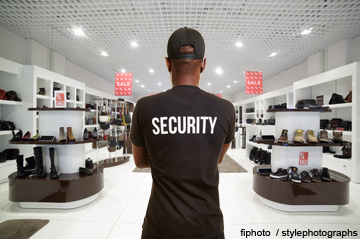 APS Security Guard Services: Retail Security